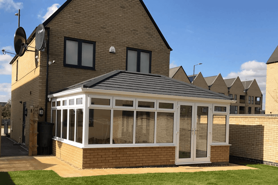 Tiled Conservatory Roofs
