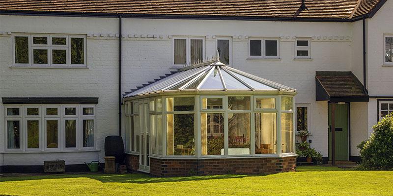 edwardian style conservatory
