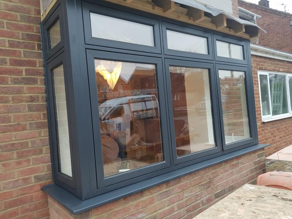 Flush Casement Windows & Bi-fold Doors